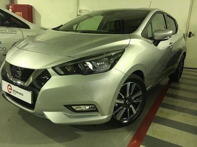 gebraucht Nissan Micra 1.5d 90cv Acenta+Connect