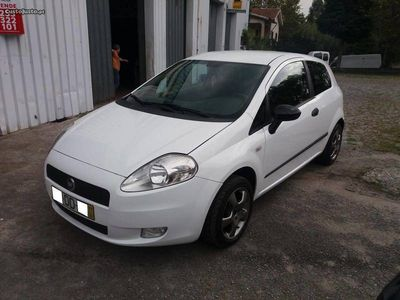usado Fiat Grande Punto 1.3 CDTI Nacional