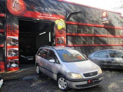 used Opel Zafira 2.0 DTi A/C 7 Lug.