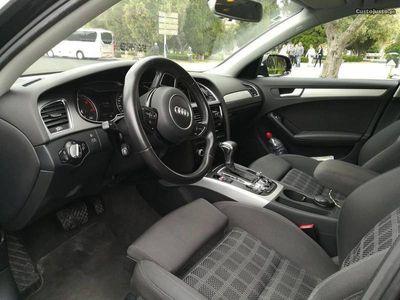 used Audi A4 Avant Multitronic