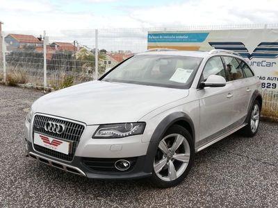 usado Audi A4 Allroad 2.0 TDi quattro Exclusive (170cv) (5p)