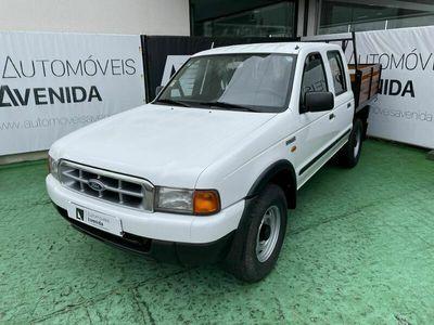 usado Ford Ranger 2.5 TD