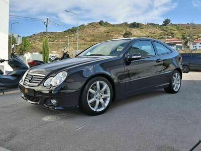 usado Mercedes C200 CDi Evolution S6