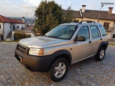 usado Land Rover Freelander 2.0DI 5p Troco