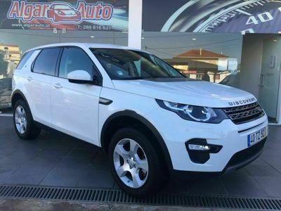usado Land Rover Discovery Sport 2.0 eD4 HSE