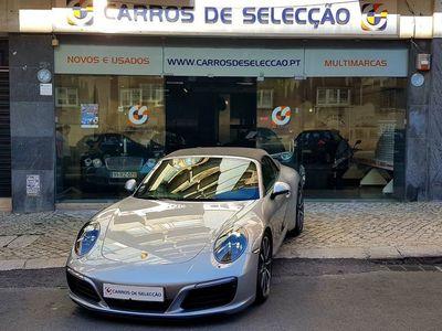 usado Porsche 991 S CABRIO