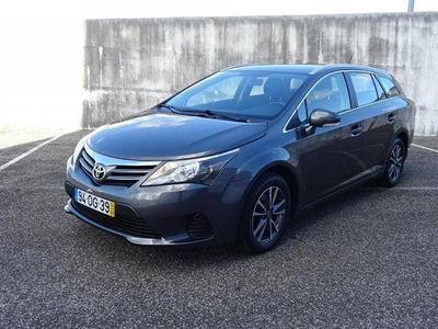 used Toyota Avensis SW 2.0 D-4D Confort
