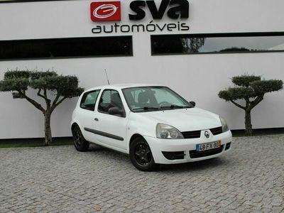 usado Renault Clio 1.5Van