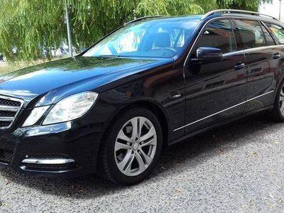 usado Mercedes E200 CDI AVANTGARDE GPS