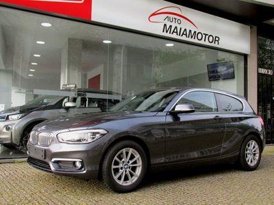 usado BMW 116 D HIGH EXECUTIVE AUTO