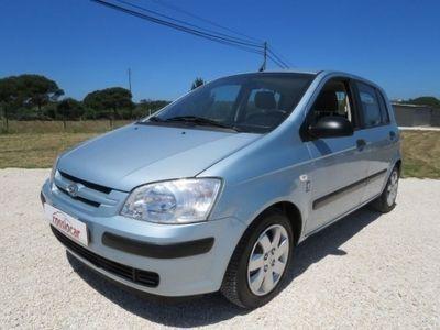 brugt Hyundai Getz 1.1i Euro 2004