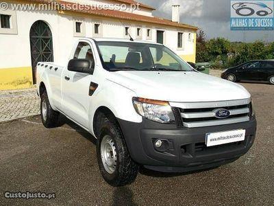usado Ford Ranger 4X4 C/S A/C 150 CV