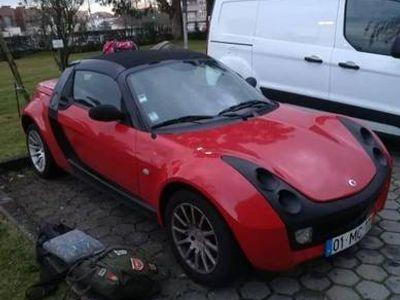 usado Smart Roadster Coupe