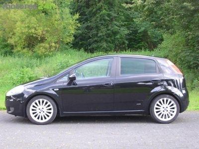 gebraucht Fiat Grande Punto 1.3 M-Jet Sport