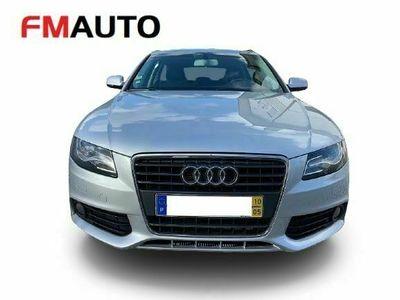usado Audi A4 Avant 2.0 TDI SPORT 143 cv