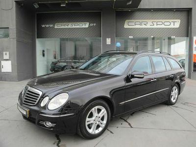 usado Mercedes E220 CDI AVANTGARDE AUTO NACIONAL