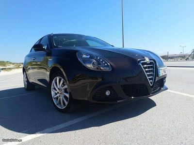 used Alfa Romeo Giulietta 1.6 diesel