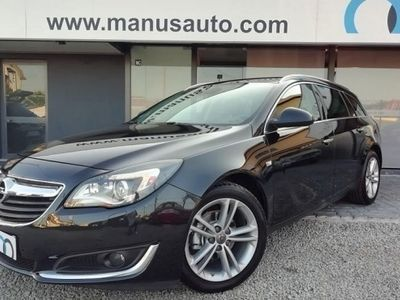 used Opel Insignia Sports Tourer 1.6 CDTI Cosmo 136 Cv GPS