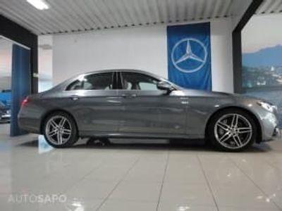usado Mercedes E200 ClasseAMG Line