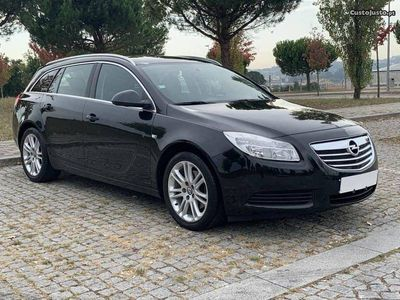 usado Opel Insignia 2.0 CDTI 161000 KM
