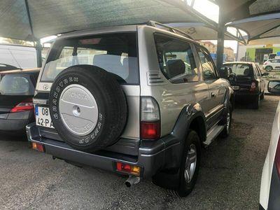 usado Toyota Land Cruiser 3.0tdi