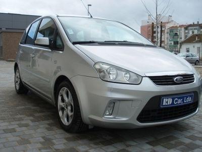 usado Ford C-MAX 1.6 TDCI Titannium x