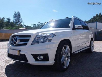 usado Mercedes GLK250 4Matic
