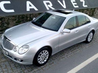 usado Mercedes E220 CDI 170CV CLASSIC AUTOMÁTICO