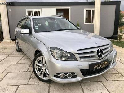 usado Mercedes C220 AVANTGARDE BE