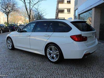 usado BMW 318 d Touring Pack M -