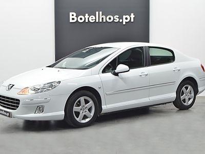 usado Peugeot 407 1.6 HDi Premium