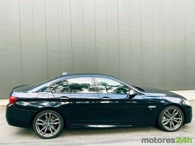 usado BMW M550 Série 5 d xDrive Auto (381cv) (4p)