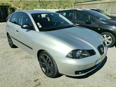 usado Seat Ibiza 1.4TDI 75 CV 5 PTS