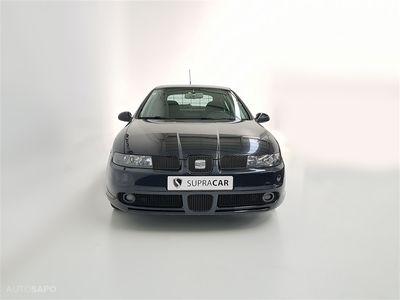 gebraucht Seat Leon TDi 150cv