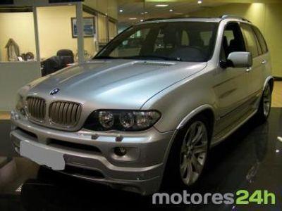 usado BMW X5 4.8IS Sport
