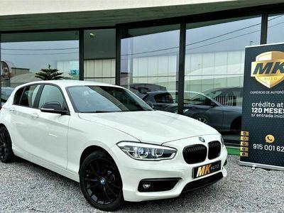 usado BMW 118 ---