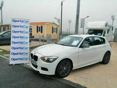 usado BMW 114 d Pack M