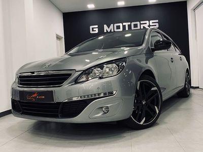 usado Peugeot 308 SW 1.6Hdi Executive Full G Motors