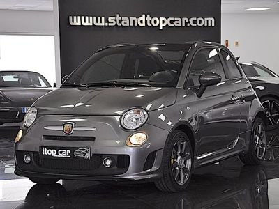 usado Abarth 595C 1.4 T-Jet Custom