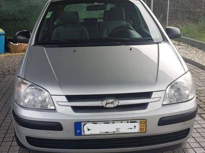 usado Hyundai Getz 1.1, gasolina, 63 cv
