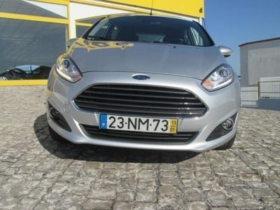 usado Ford Fiesta 1.5 TDCI ECONETIC TECHNOLOGY