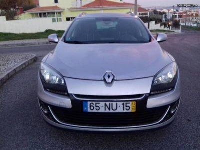 usado Renault Mégane SPORT TOUR 110cv/GPS