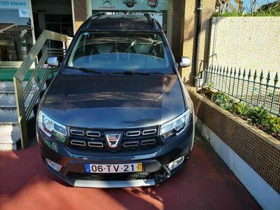 usado Dacia Logan MCV 1.5 dci Stepway