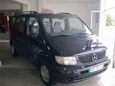 usado Mercedes V230 ClasseTD Trend (98 CV) (5p) -vendido-, diesel