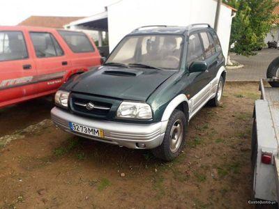 usado Suzuki Grand Vitara 2.0d