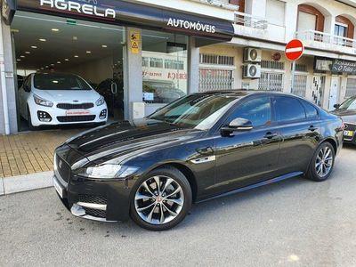 usado Jaguar XF R Sport
