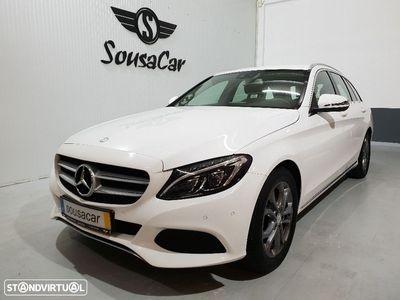 gebraucht Mercedes C220 ClasseBlueTEC Avantgarde (170cv) (5p)