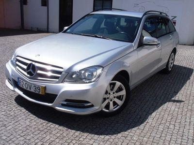 usado Mercedes C200 CDI Classic Station