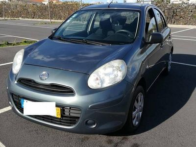 usado Nissan Micra 1.2 Pure Drive