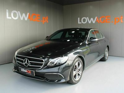 usado Mercedes E220 CDi Avantgarde Auto